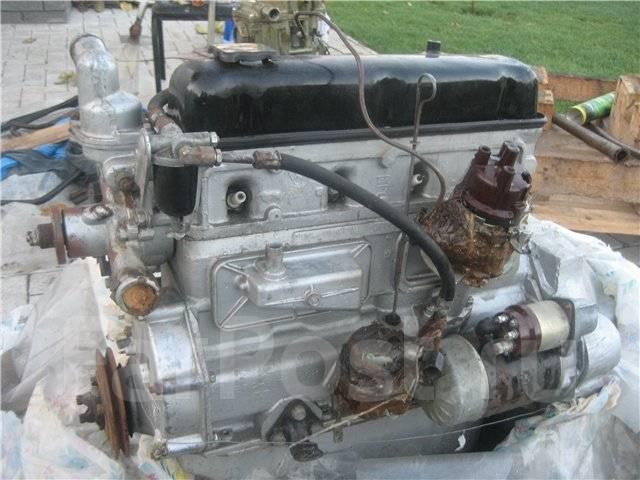 Ремонт двигателя умз 417 своими руками