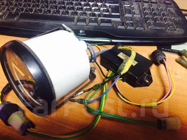 самодельный тахометр на лодочный мотор