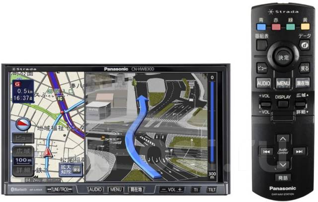 Panasonic Strada Cn Hw830d