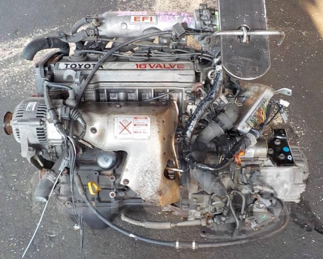 Замена двигателя тойота своими руками 191