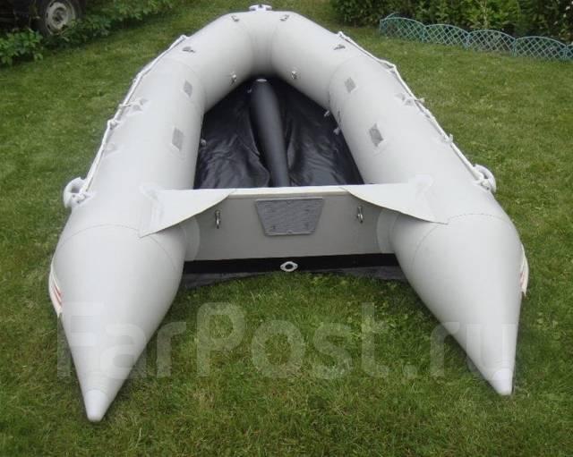 лодка пвх ниссамаран 290 торнадо