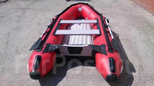 тех характеристики лодки 380 heavy duty