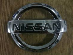 Эмблема. Nissan Micra Nissan March, YK12, BNK12, BK12, AK12, K12 Nissan Micra C+C, FHZK12 Двигатели: HR16DE, CG12DE, CG10DE, CGA3DE, CR12DE, CR14DE, C...