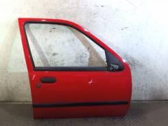 Дверь боковая. Mazda 121