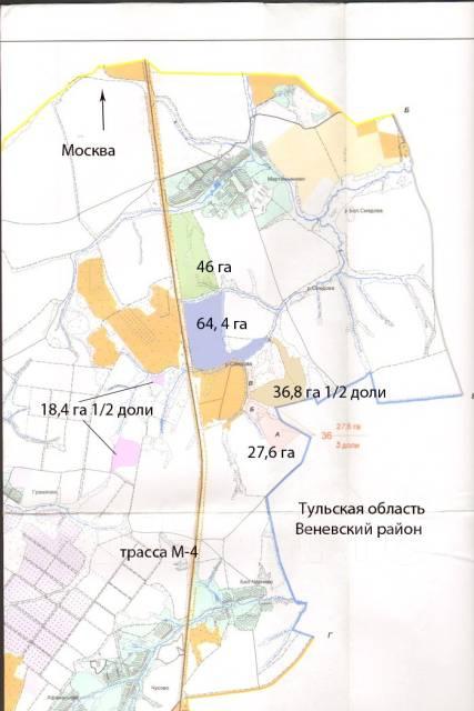 у трассы М4 (Дон)Каширское