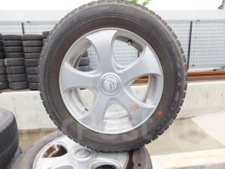 Продам комплект зимних колёс 205/65R16. x16 5x100.00