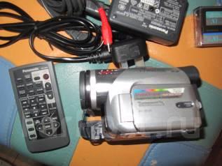 Panasonic NV-GS120. 8 - 8.9 Мп, без объектива