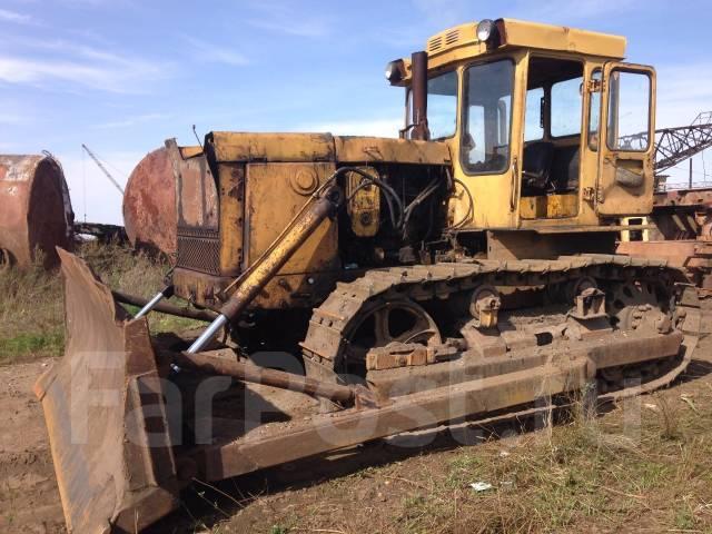 трактор Т-4 бульдозер - YouTube