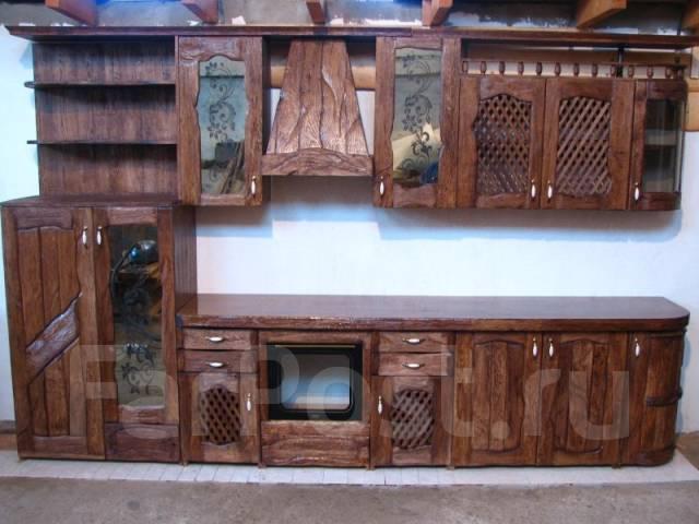 Кухонная гарнитура своими руками фото