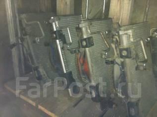 Радиатор кондиционера. Isuzu Giga, CYZ Двигатель 10PE1