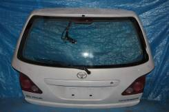 Дверь багажника. Toyota Harrier, MCU15W
