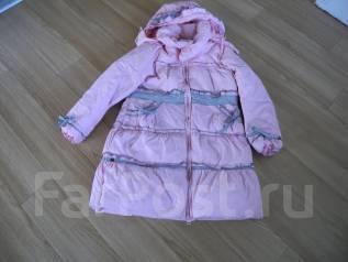 Пальто-пуховики. Рост: 134-140 см