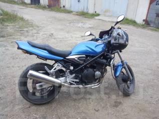 Suzuki GSF 250 Bandit. ��������, ���� ���, � ��������