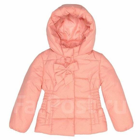 Куртка для девочки своими руками фото