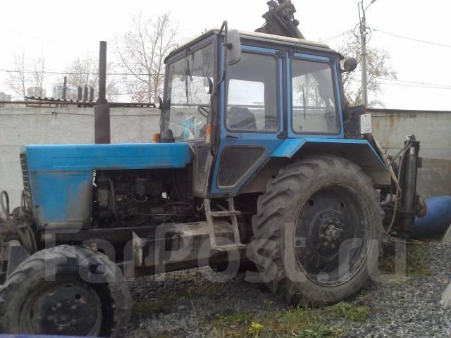 Тракторы в Первоуральске – цены, фото, отзывы, купить.