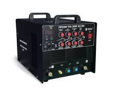 Установка аргонно-дуговой сварки TIG 200P AC/DC ПРОФИ импульс