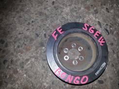 Шкив коленвала. Mazda Bongo Mazda Bongo Friendee, SGE3, SGEW Двигатель FEE