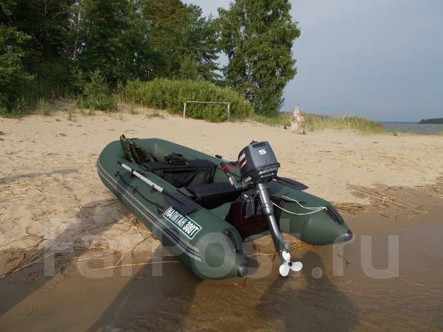 лодка и мотор без прав и регистрации