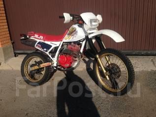 Honda XLR. ��������, ���� ���, ��� �������