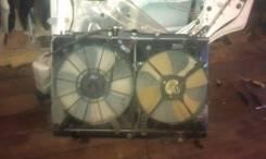 Радиатор охлаждения двигателя. Honda Saber, UA5, UA4 Honda Inspire, UA4, UA5 Двигатели: J32A, J25A, J25A J32A