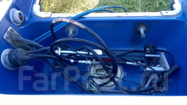 Yamaha FR-18. Год: 2000 год, длина 5,50м., двигатель подвесной, 80,00л.с., бензин