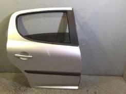 Дверь боковая. Peugeot 207
