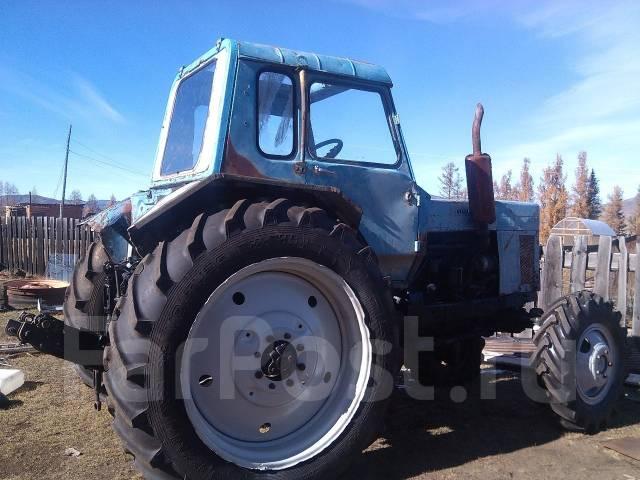Рулевое управление трактора МТЗ-82