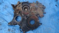 Лобовина двигателя. Mitsubishi Canter Двигатель 4D36