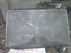 Радиатор охлаждения двигателя. Honda Inspire, UA5 Двигатель J32A