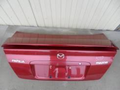 Крышка багажника. Mazda 323, BJ Mazda Familia