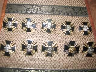 Баклановский казачий крест копия