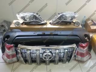 Кузовной комплект. Toyota Land Cruiser Prado, TRJ12, GDJ150W, GDJ151W, TRJ150, GRJ151, GRJ150, GRJ150L, GRJ150W, GRJ151W, TRJ150W Двигатели: 1GRFE, 1G...