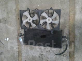Радиатор кондиционера. Nissan Sunny