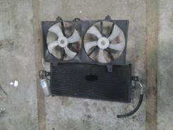 Вентилятор охлаждения радиатора. Nissan Sunny