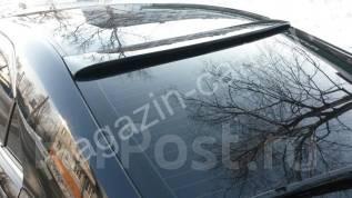 Спойлер на заднее стекло. Toyota Mark X, GRX130