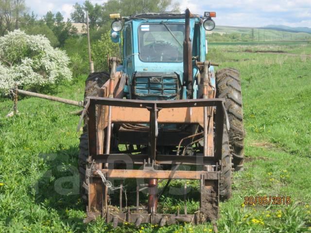 Трактор т40АМ с передком ведущий – купить в Миассе, цена.