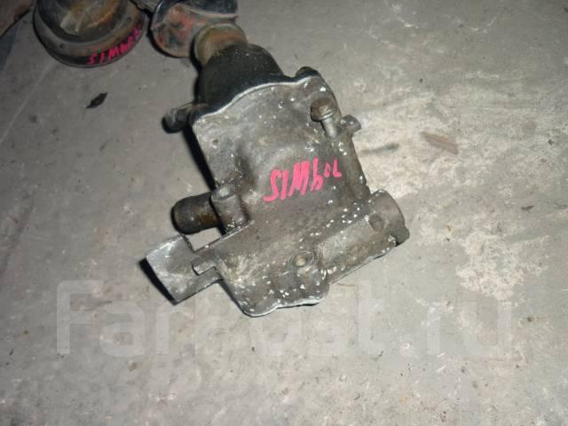 корпус термостата renault symbol 1.4 2005