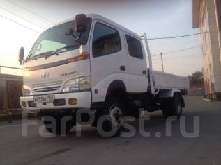 Toyota ToyoAce. ������ �������� 4�4, 4 600 ���. ��., 3 000 ��.