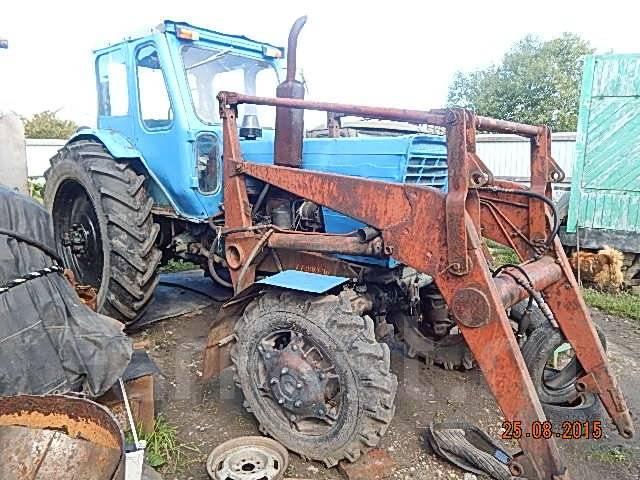 Трактора мтз 82 в городе Омске. Цена 520000 рублей