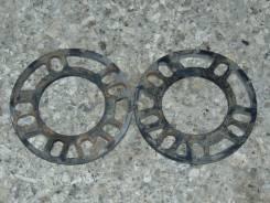 Проставка колеса. Honda Fit, GD1 Двигатель L13A