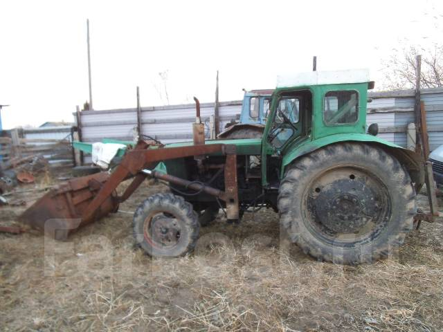 9 объявлений - Продажа б/у тракторов МТЗ с пробегом.