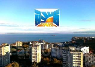 3-комнатная, улица Чкалова 30. Вторая речка, агентство, 102 кв.м. Вид из окна днём