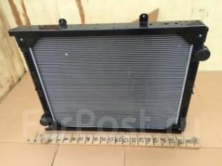 Радиатор охлаждения двигателя. Shaanxi Shacman