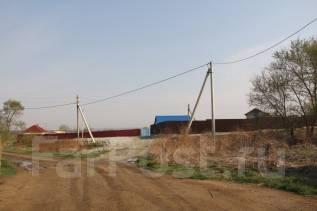 Продам участок 15 соток ИЖС с. Прохладное Де-Фриз. 1 500 кв.м., собственность, электричество, вода, от агентства недвижимости (посредник)