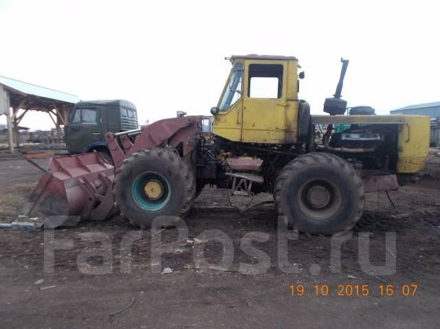 МТЗ-80 Беларус-82.1 в Минусинске