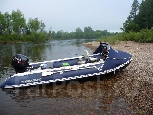 лодка солар 500 джет