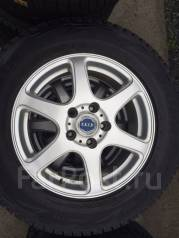 Продам зимние колеса на литых дисках 215/65/R16. 6.5x16 5x114.30 ET38