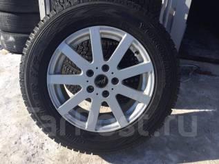 Продам зимние колеса на литых дисках 215/65/R15. 7.0x16 5x114.30 ET50