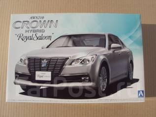 Моделька Aoshima Toyota Crown