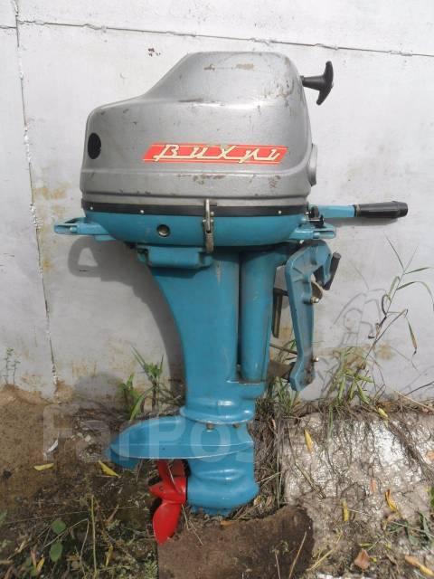 мотор лодочный вихрь технический характеристик